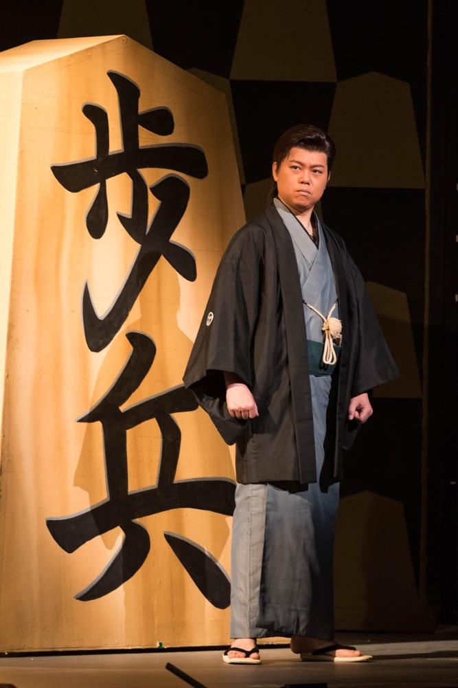 三山ひろし明治座初座長公演スタート「歌手冥利につきる」天才棋士を描いた舞台と歌謡ショーで新曲初披露
