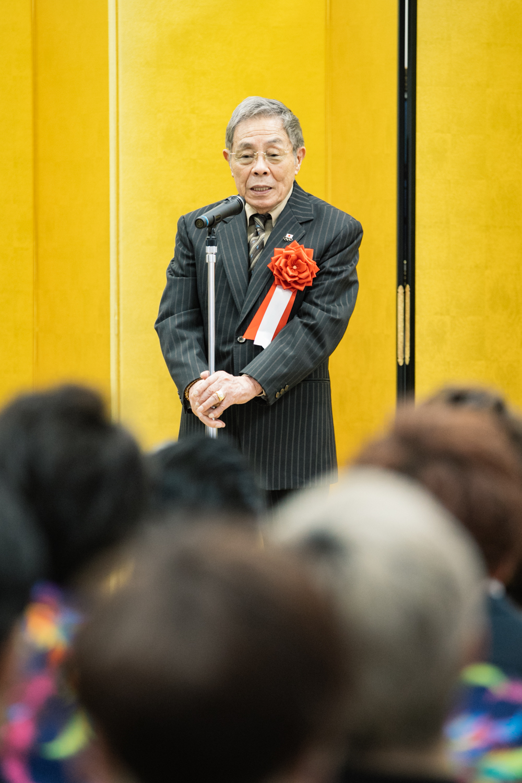「日本クラウンヒット賞贈呈式」に北島三郎、三山ひろし、瀬口侑希、純烈、中澤卓也ら