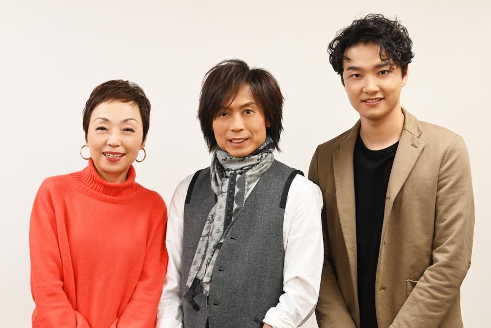 つんく♂絵本から生まれた楽曲でクミコ&井上芳雄が再タッグ、母子の愛情を歌う