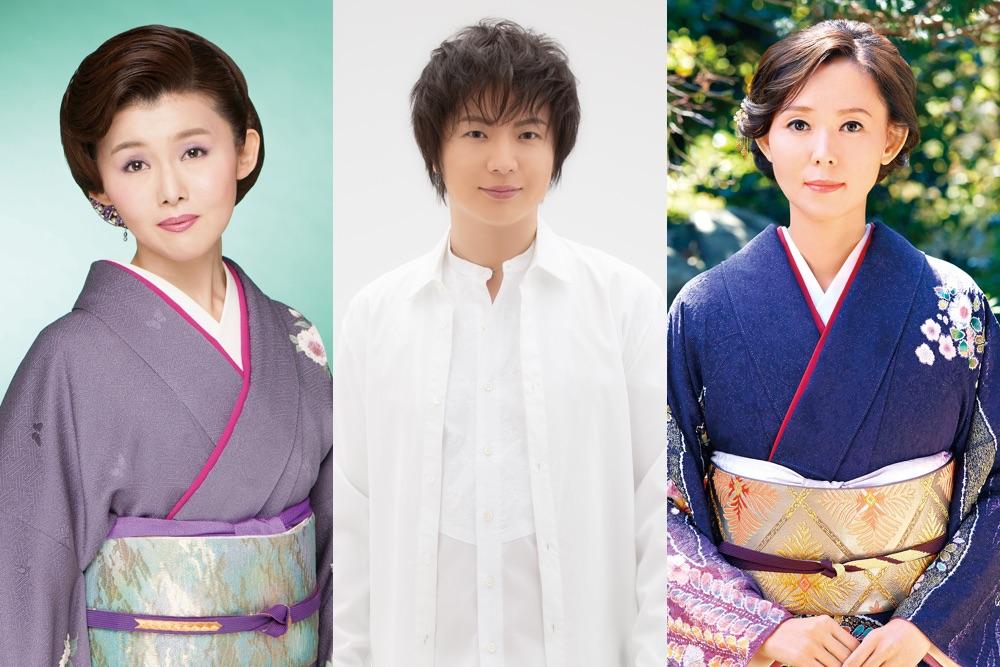 テイチク「#ウチで過ごそうキャンペーン」に小桜舞子、竹島 宏、永井みゆき
