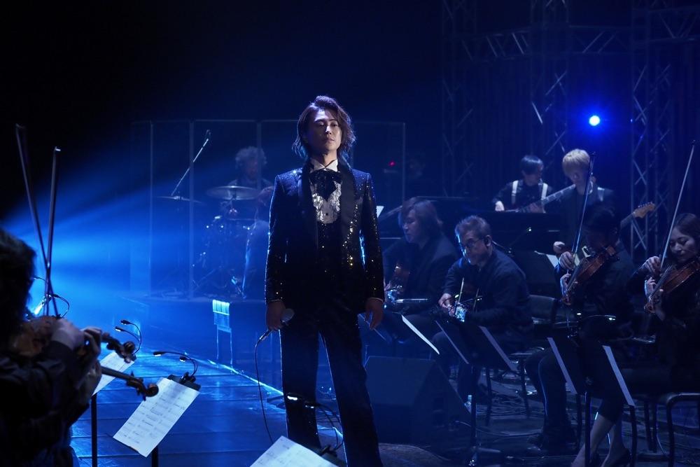 氷川きよし、初登場「The Covers」で超豪華バンドをバックに「さらばシベリア鉄道」圧巻カバー「幸せでした」