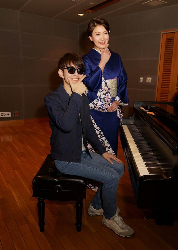 市川由紀乃、ピアノユーチューバー・よみぃとポップス曲で初コラボした映像が公開