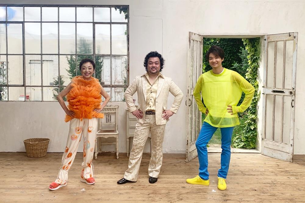 クミコ×井上芳雄がパパイヤ鈴木振り付けでダンス「まさかクミコさんと踊るとは」
