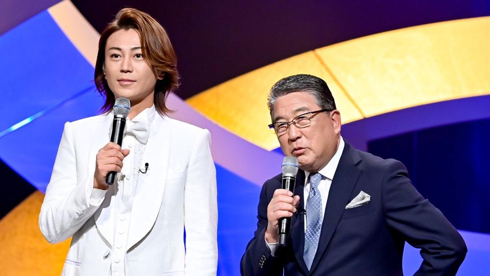 今夜BS-TBS「氷川きよし20周年記念特番」再放送、デビュー曲から美空ひばり・美輪明宏カバーなど