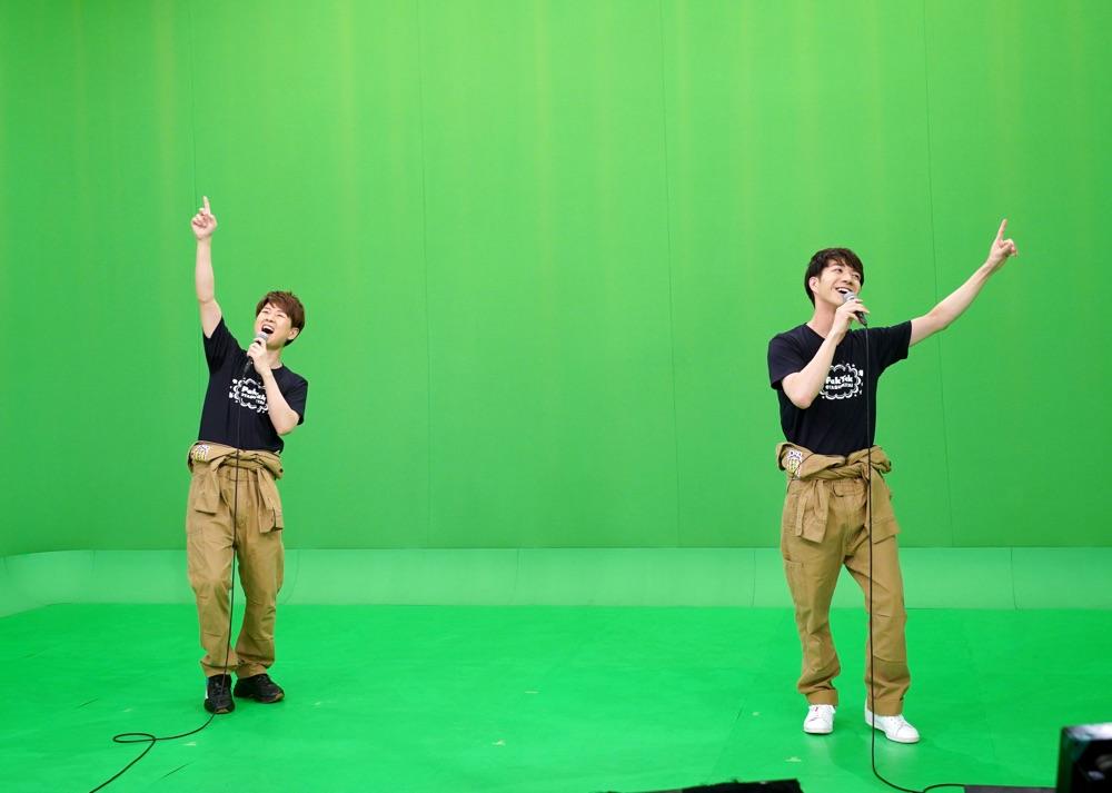 パク・ジュニョン&中澤卓也「パクタクおたすけ隊」が初のオンラインイベント開催
