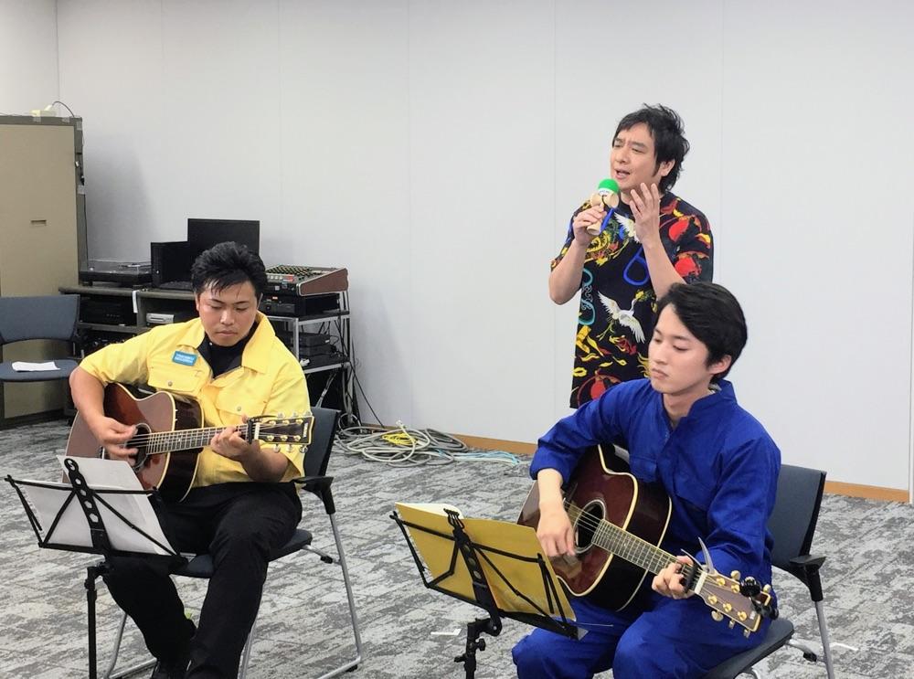 テイチク歌手6名による「サムライアワー」初のYouTube生配信「サムライアワーの序章です」