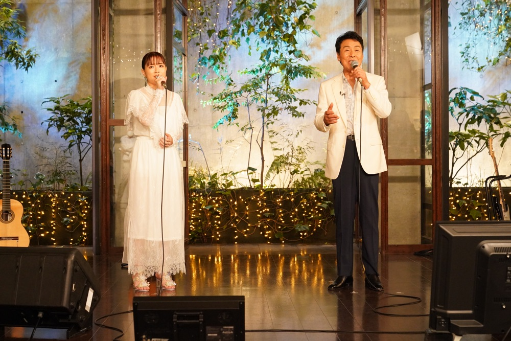五木ひろし、井上芳雄、大原櫻子ら出演のスペシャル番組「異次元ライブ」が独占放送・番組未公開の配信も