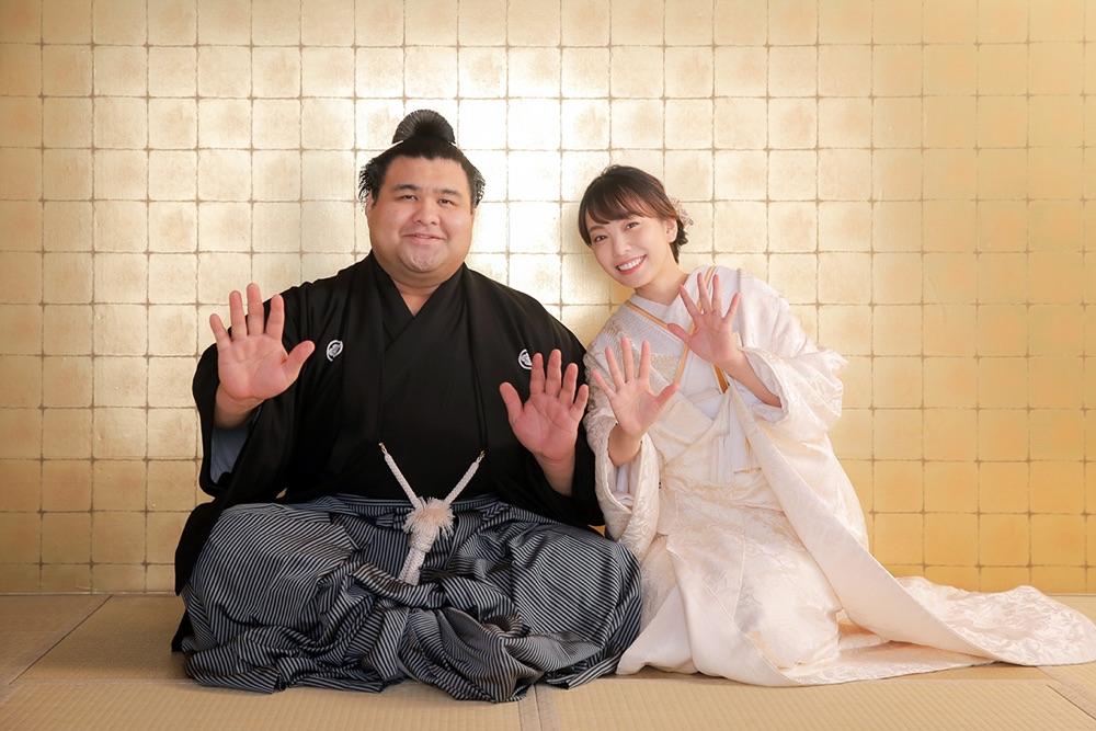 杜このみ、髙安関との入籍・妊娠を発表