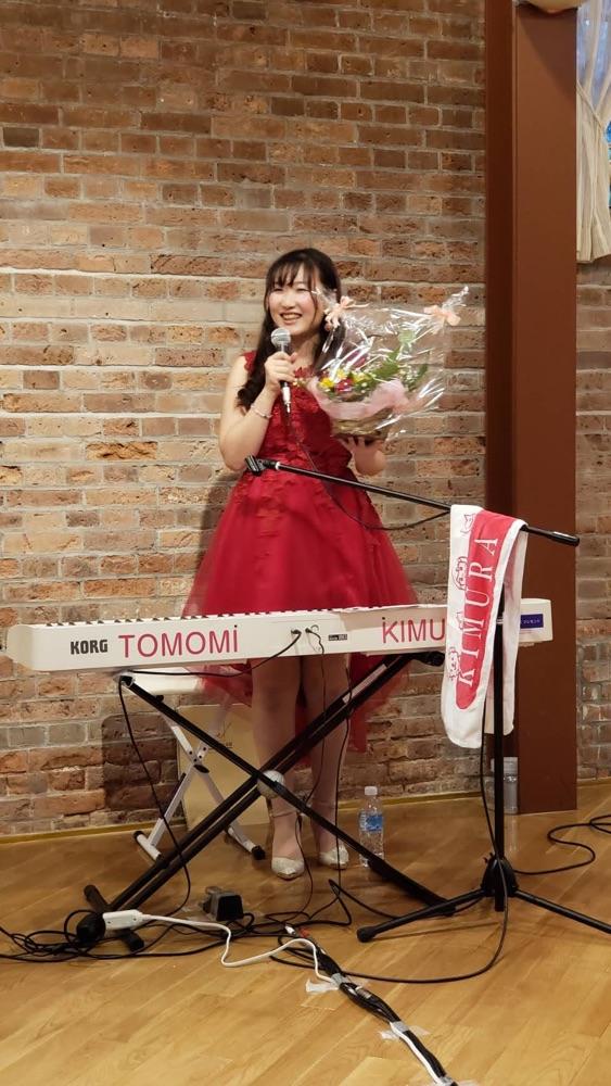 【レポート】木村友美、重要文化財の牛久シャトーで豪華バースデーライブを開催