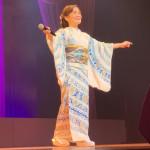 永井裕子がふるさと佐賀で20周年凱旋コンサート、先輩歌手の西方裕之と岩本公水がゲスト出演