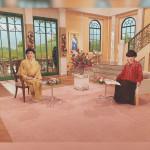 美川憲一『徹子の部屋』出演で黒柳徹子と2ショット「楽しくて喋りすぎたわよ~」