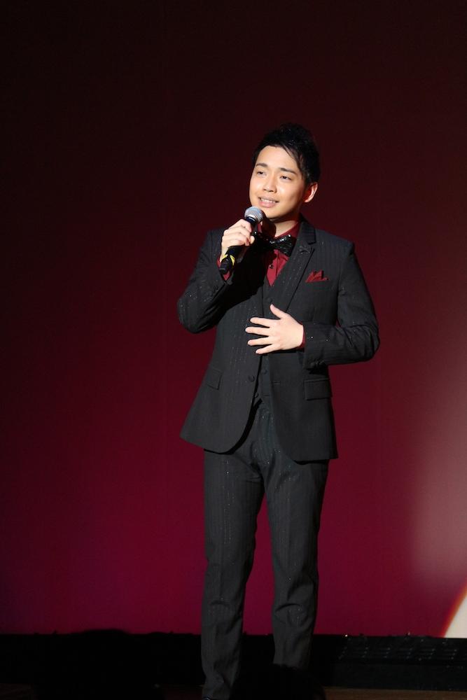 三丘翔太、名古屋で初のワンマンコンサート開催「恩返しが出来るよう頑張ります」