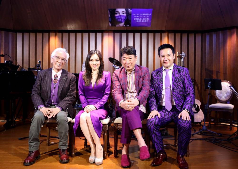 エンレイ改め紫レイとして初のシングル発売、オンラインライブ開催