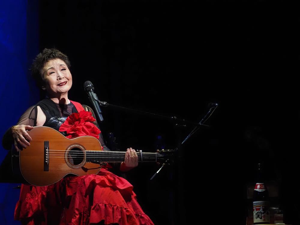 加藤登紀子<ほろ酔いコンサート>77歳誕生日の東京公演を生配信