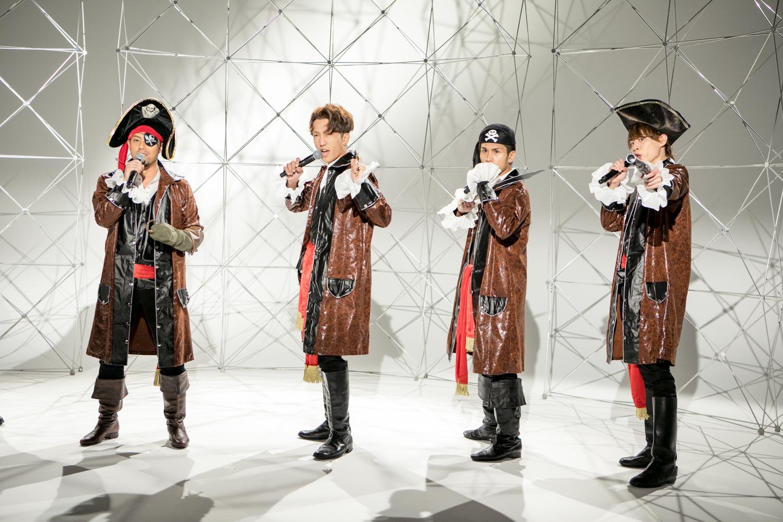 今週末の特番「仮装 演歌男子。」にパク・ジュニョン、真田ナオキ、斬波、中澤卓也、新浜レオン