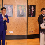 市川由紀乃&福田こうへいが夢の競演、スペシャル生配信ライブ「前だけ見ましょう!」