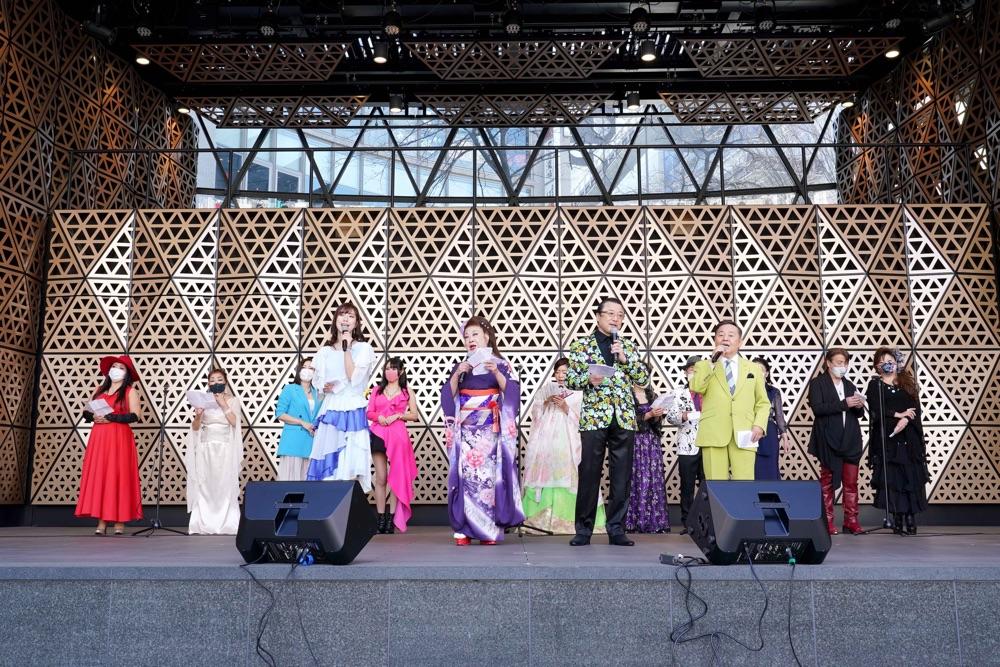 「みんかよ音楽祭」佳山明生、三城ゆり子、藤井香愛ら競演、東日本大震災復興へ歌でエール