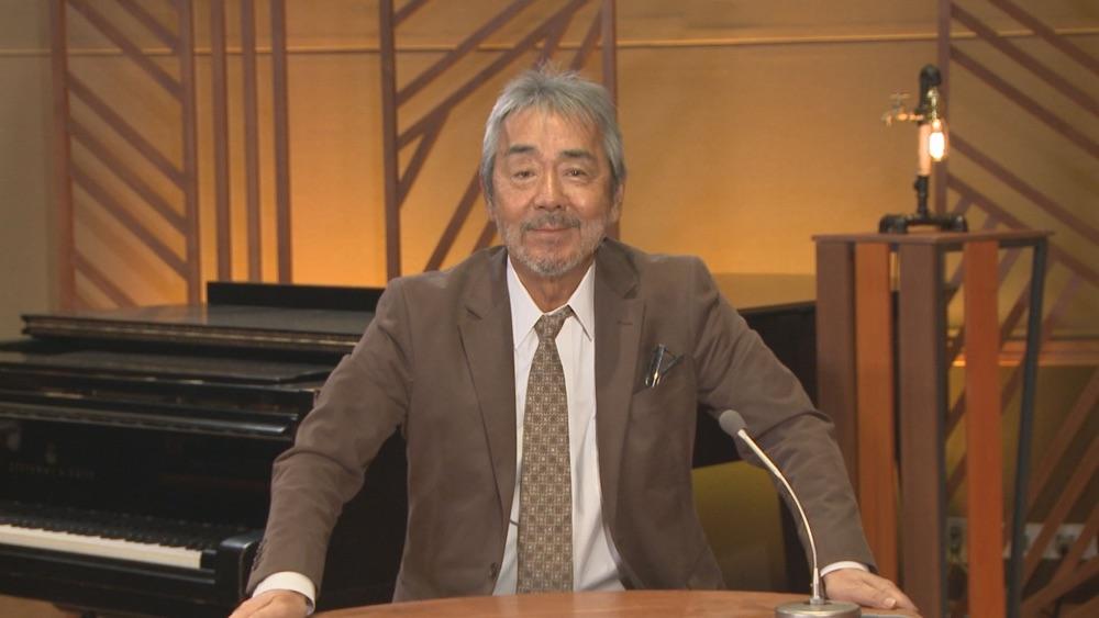 『ミュージック・モア』で寺尾聰TOKYO MX初出演「ルビーの指環」「Reflections」誕生秘話