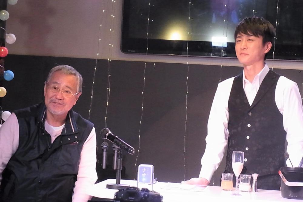 真田ナオキ「USEN渋声横丁」1周年記念配信ライブ開催「一日でも早く会えるように」