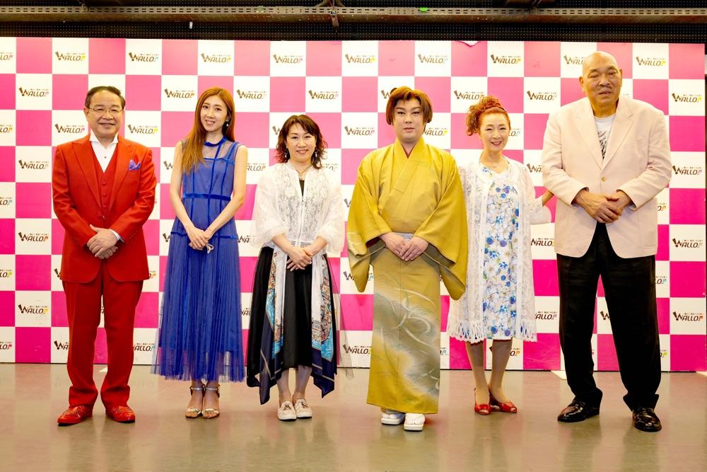 「歌手&マネージャー対抗歌合戦」で北野まち子&西牧マネージャーのペアが優勝
