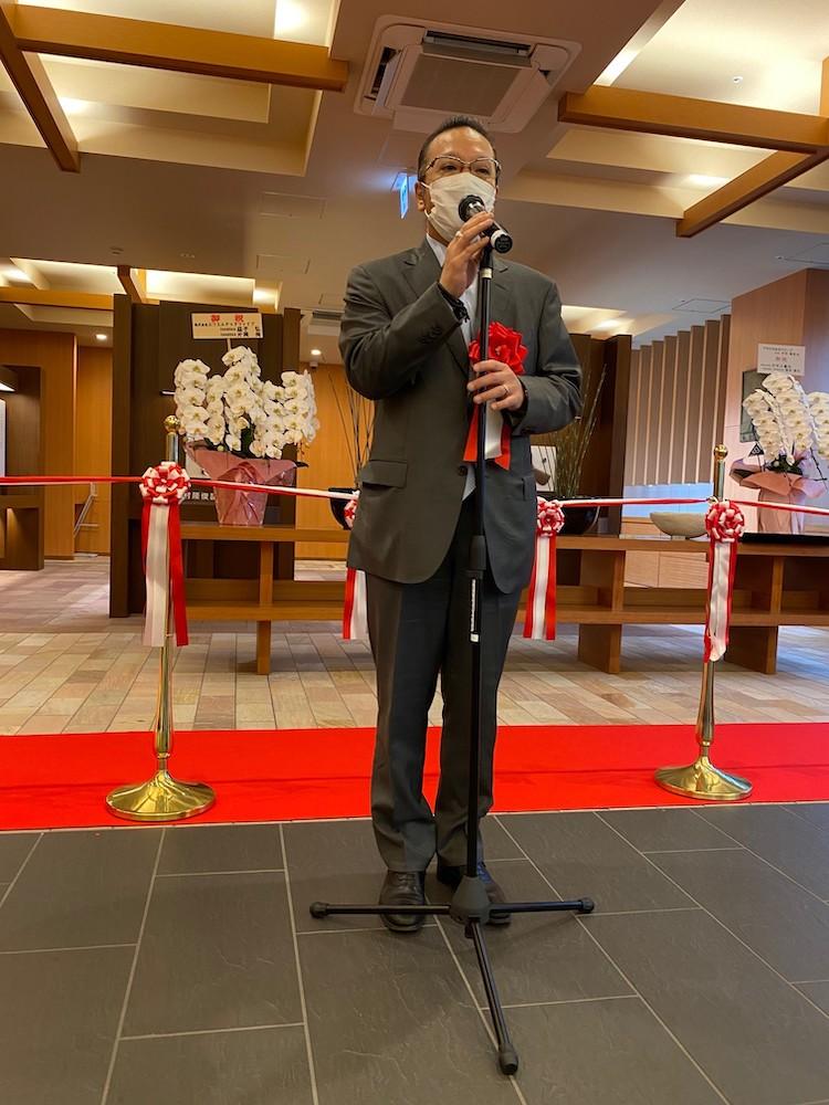 「中村隆俊記念館『美空ひばり常設展示』」お披露目式