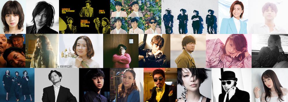 NHK「The Covers」特番