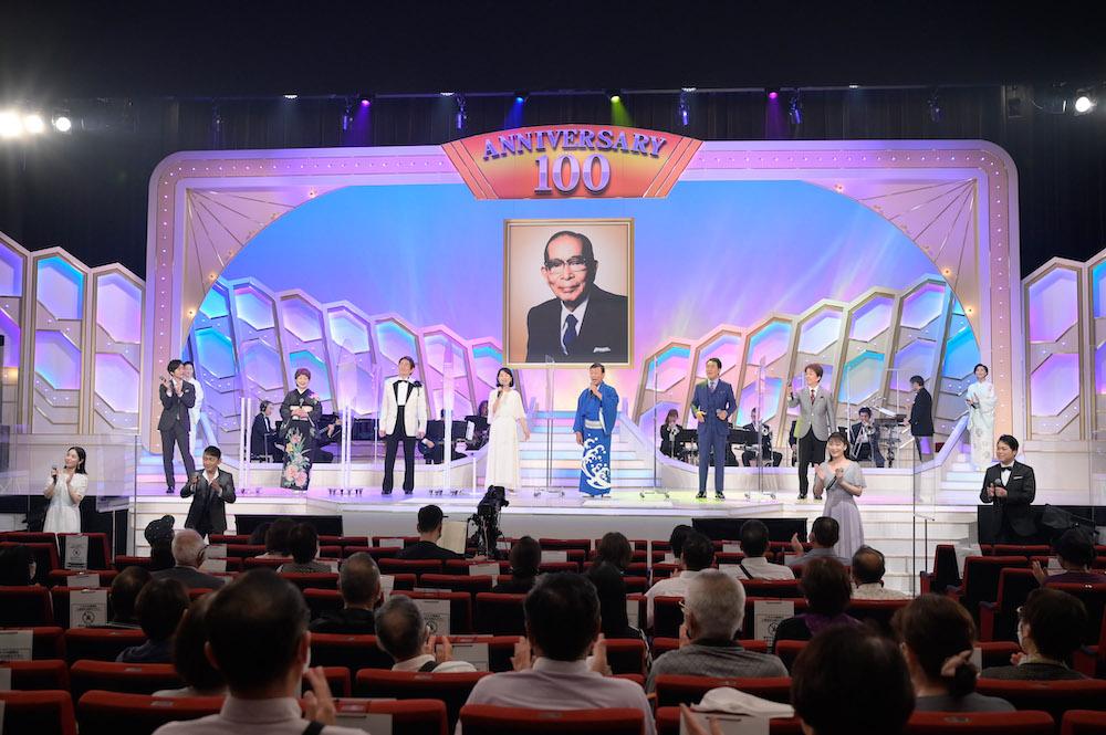 「新・BS日本のうたスペシャル 作曲家𠮷田正生誕百年記念コンサート」
