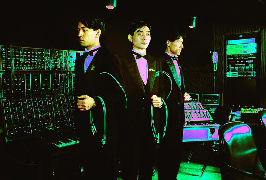 """""""Yellow Magic Orchestra, Tokyo, 1979"""" @Sukita"""