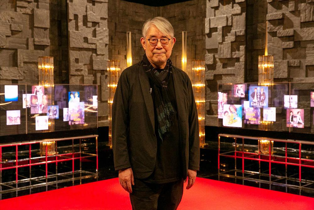 NHK MUSIC SPECIAL 「松本隆 50年 時代と人をつないだ作詞家」