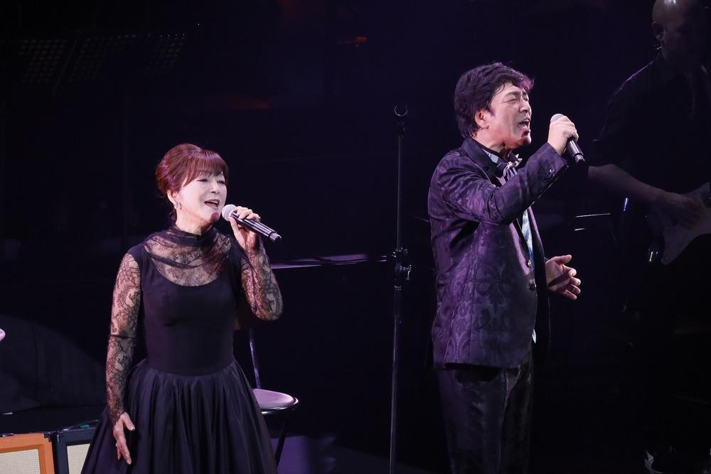 野口五郎の50周年ツアーで岩崎宏美と夢のコラボ、デュエットソングとツアーも開催